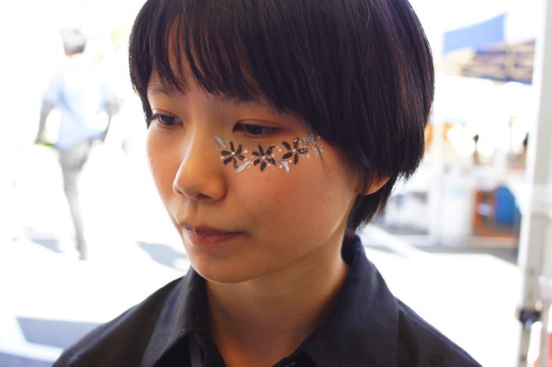 広島フェイスペイント組合-第52回比治山祭1日目-001