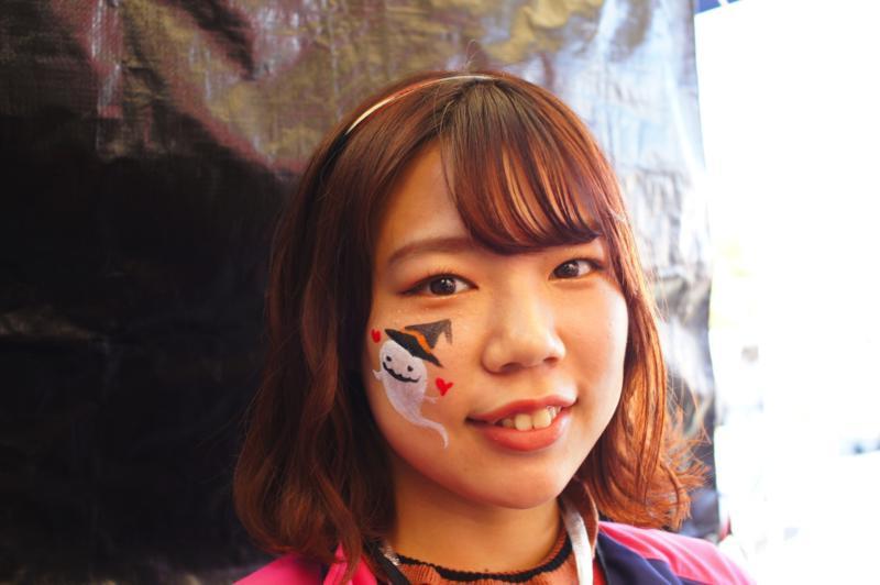 広島フェイスペイント組合-第52回比治山祭1日目-0014
