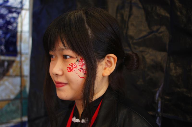 広島フェイスペイント組合-第52回比治山祭1日目-0024