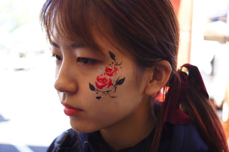 広島フェイスペイント組合-第52回比治山祭1日目-0025