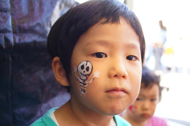 広島フェイスペイント組合-第52回比治山祭1日目-0030