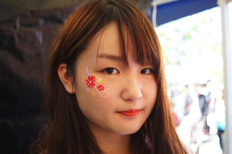 広島フェイスペイント組合-第52回比治山祭1日目-0032