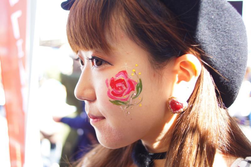 広島フェイスペイント組合-第52回比治山祭1日目-0033