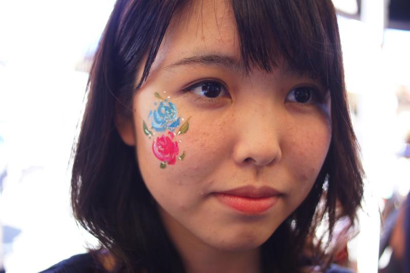 広島フェイスペイント組合-第52回比治山祭1日目-0048