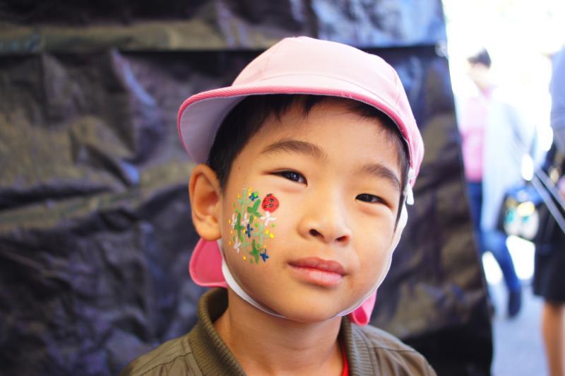 広島フェイスペイント組合-第52回比治山祭1日目-0049