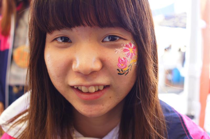広島フェイスペイント組合-第52回比治山祭1日目-005