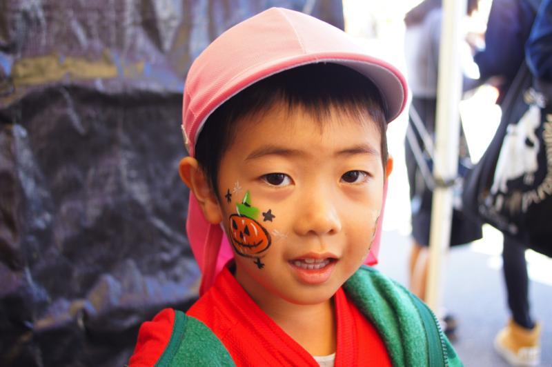 広島フェイスペイント組合-第52回比治山祭1日目-0050