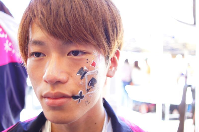 広島フェイスペイント組合-第52回比治山祭1日目-0052
