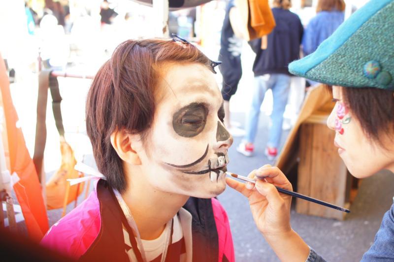 広島フェイスペイント組合-第52回比治山祭1日目-008