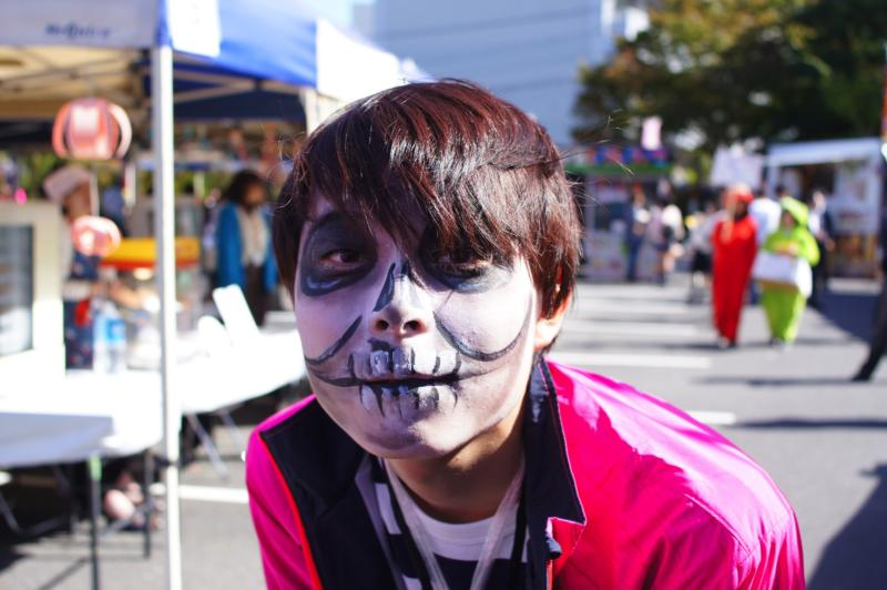 広島フェイスペイント組合-第52回比治山祭1日目-009