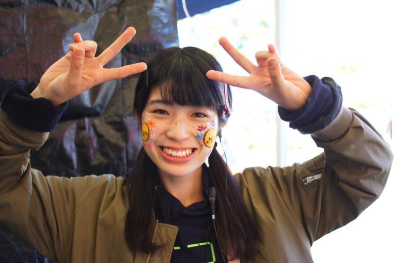 広島フェイスペイント組合-第52回比治山祭2日目-011