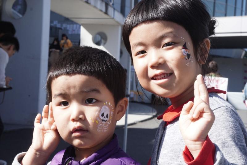 広島フェイスペイント組合-第52回比治山祭2日目-016