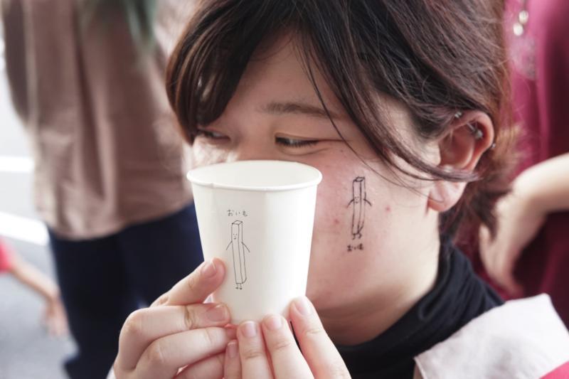 広島フェイスペイント組合-第52回比治山祭2日目-02