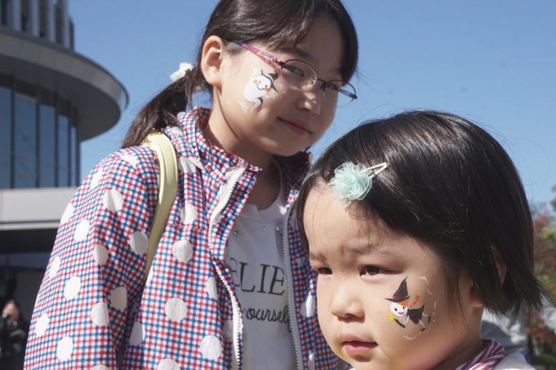 広島フェイスペイント組合-第52回比治山祭2日目-022