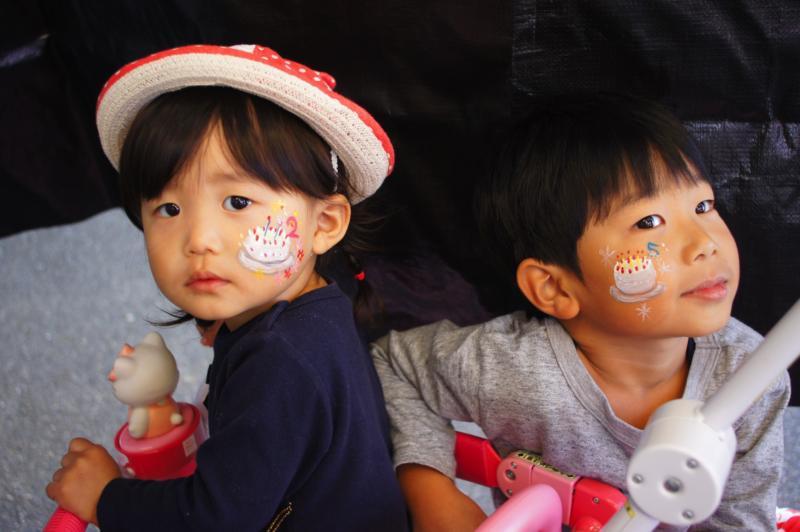 広島フェイスペイント組合-第52回比治山祭2日目-023