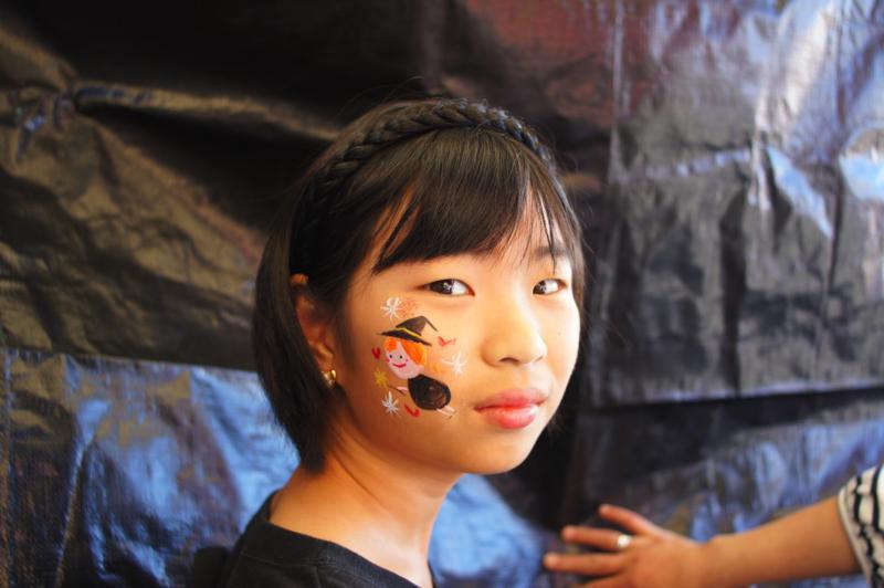 広島フェイスペイント組合-第52回比治山祭2日目-024