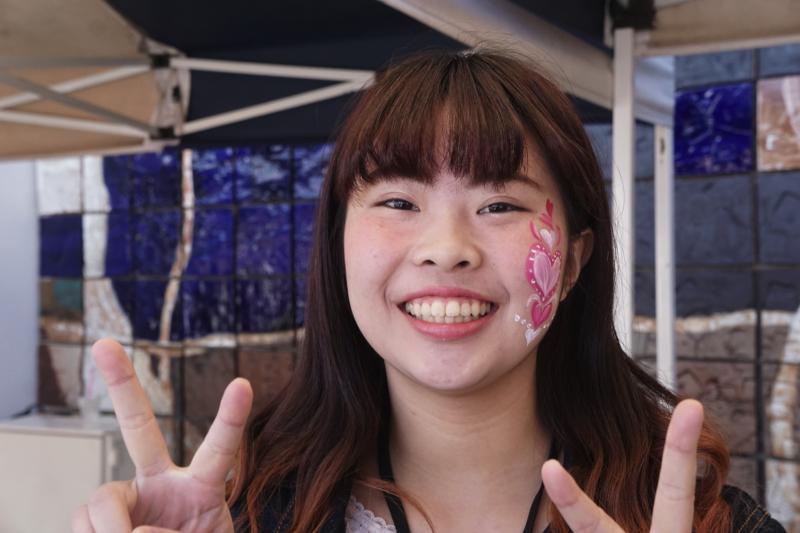 広島フェイスペイント組合-第52回比治山祭2日目-034