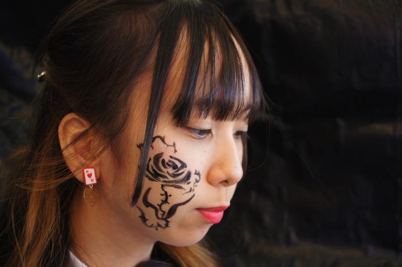 広島フェイスペイント組合-第52回比治山祭2日目-035
