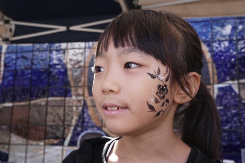 広島フェイスペイント組合-第52回比治山祭2日目-042