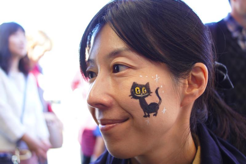 広島フェイスペイント組合-第52回比治山祭2日目-043