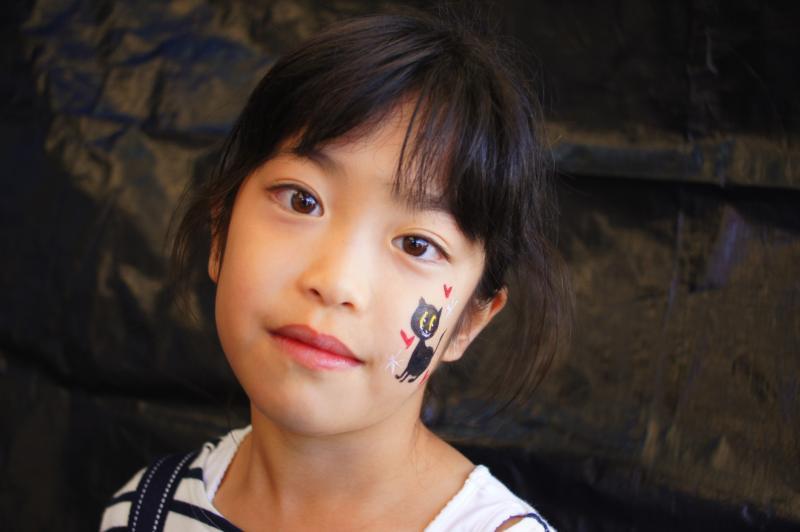 広島フェイスペイント組合-第52回比治山祭2日目-046