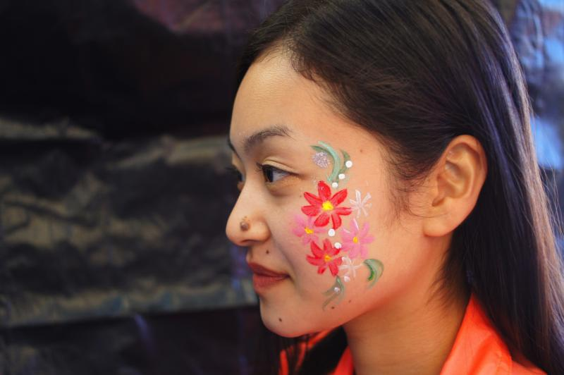 広島フェイスペイント組合-第52回比治山祭2日目-05