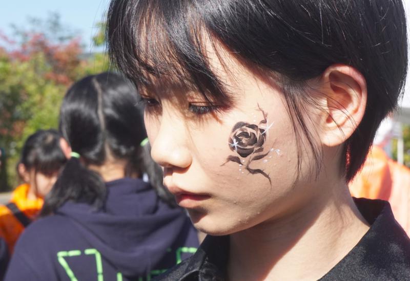 広島フェイスペイント組合-第52回比治山祭2日目-08