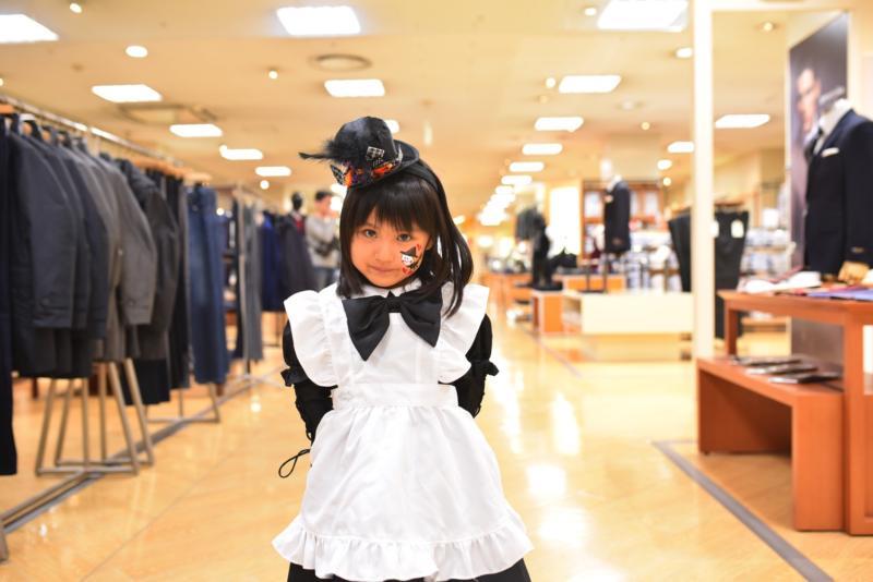 広島フェイスペイント組合-天満屋広島緑井店ハロウィンイベント!!-0013