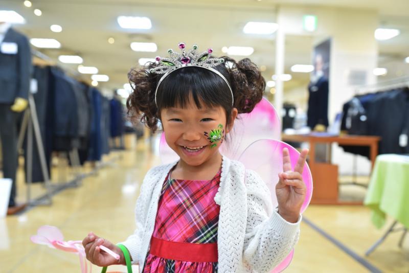 広島フェイスペイント組合-天満屋広島緑井店ハロウィンイベント!!-002