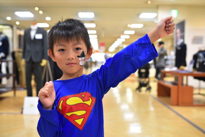 広島フェイスペイント組合-天満屋広島緑井店ハロウィンイベント!!-0025