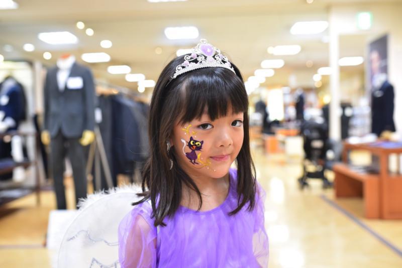 広島フェイスペイント組合-天満屋広島緑井店ハロウィンイベント!!-0026