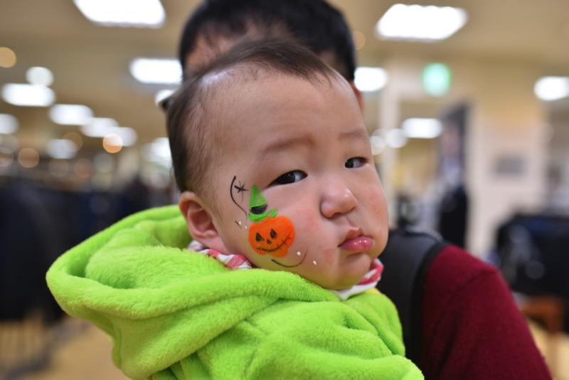 広島フェイスペイント組合-天満屋広島緑井店ハロウィンイベント!!-0037