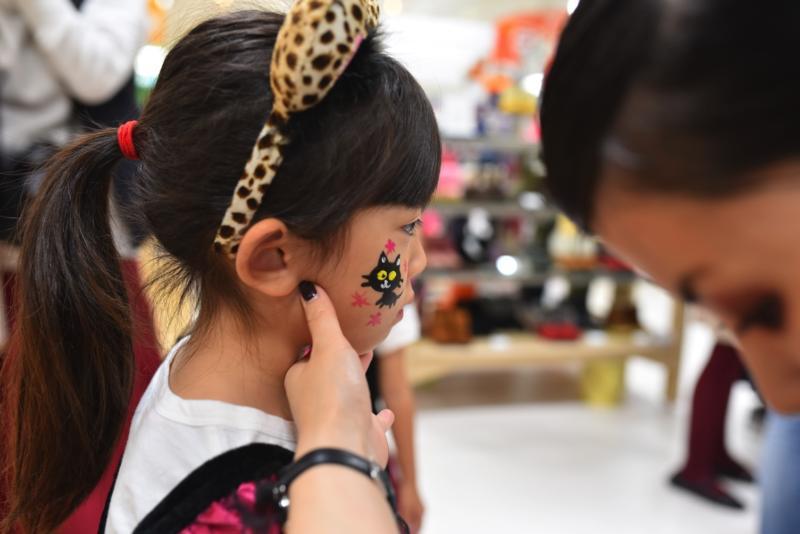 広島フェイスペイント組合-天満屋広島緑井店ハロウィンイベント!!-0038