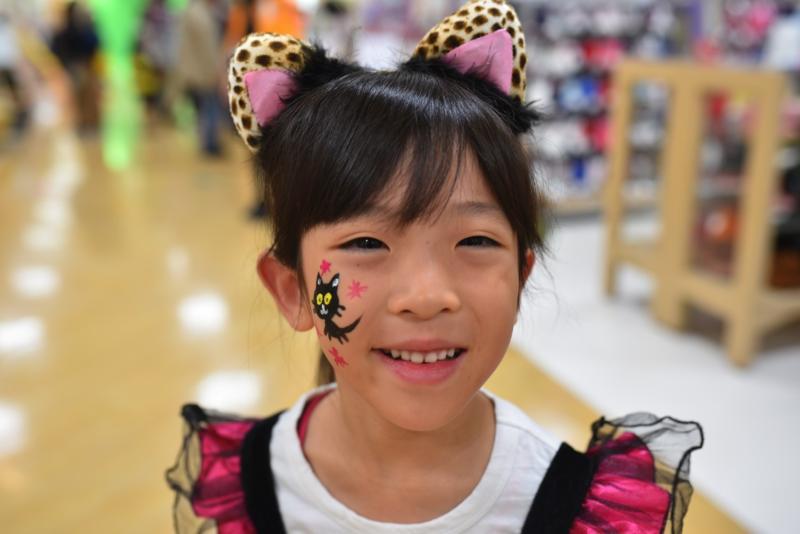 広島フェイスペイント組合-天満屋広島緑井店ハロウィンイベント!!-0039