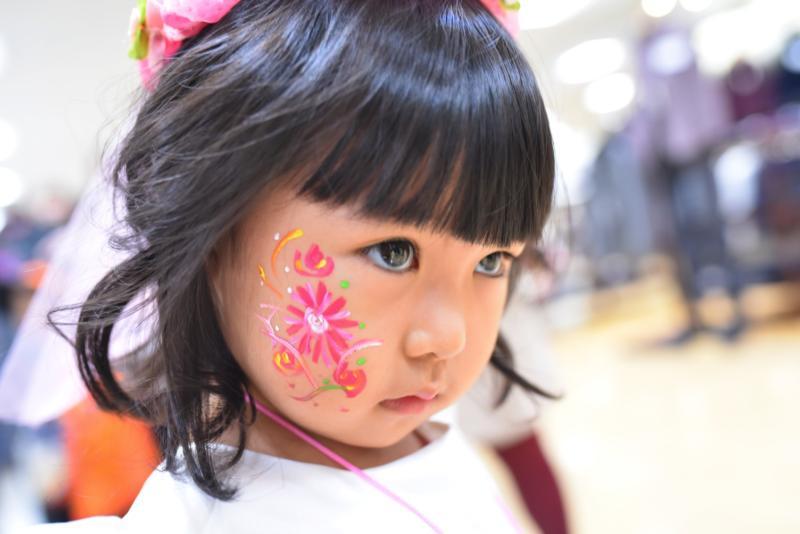 広島フェイスペイント組合-天満屋広島緑井店ハロウィンイベント!!-0041