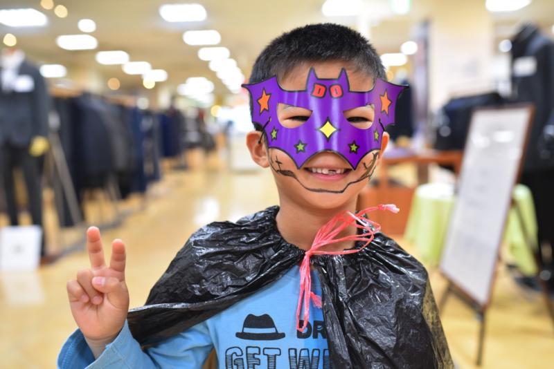 広島フェイスペイント組合-天満屋広島緑井店ハロウィンイベント!!-0048