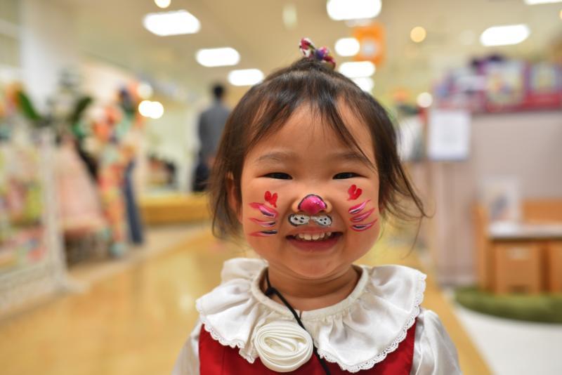 広島フェイスペイント組合-天満屋広島緑井店ハロウィンイベント!!-0050