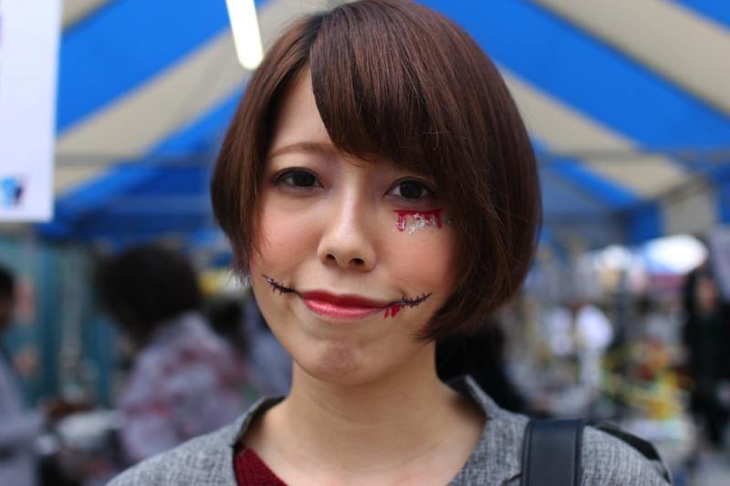 広島フェイスペイント組合-ゾンビナイト4-26-0033