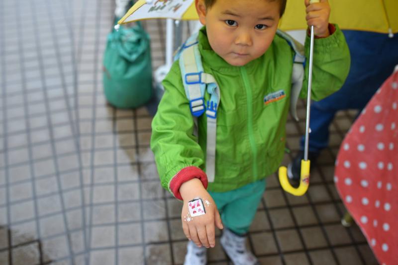 広島フェイスペイント組合-呉かきフェスタ-祝10年連続日本一-12