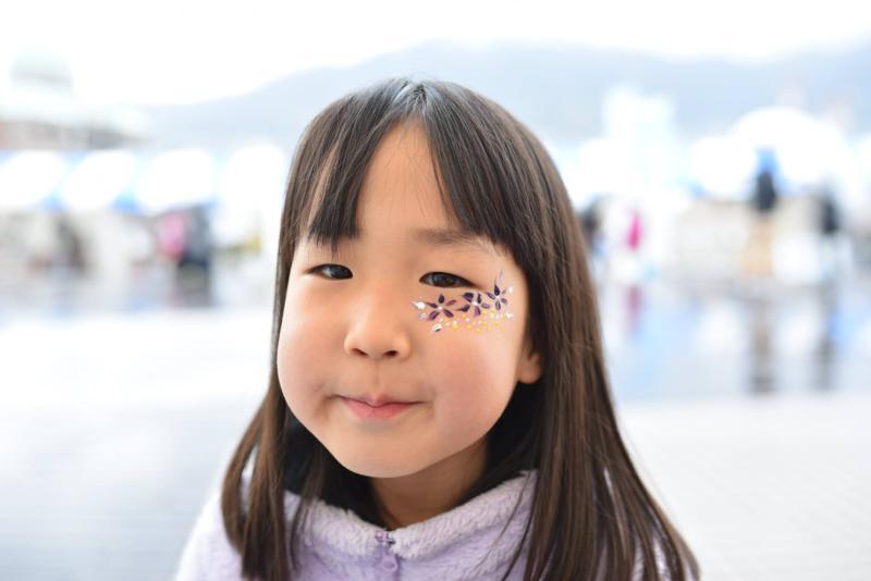 広島フェイスペイント組合-呉かきフェスタ-祝10年連続日本一-13