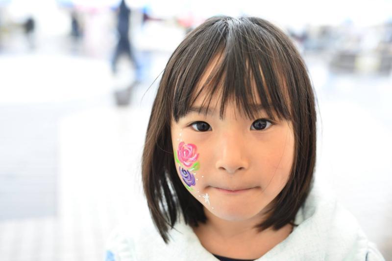 広島フェイスペイント組合-呉かきフェスタ-祝10年連続日本一-14