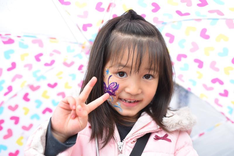 広島フェイスペイント組合-呉かきフェスタ-祝10年連続日本一-15