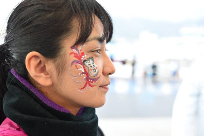 広島フェイスペイント組合-呉かきフェスタ-祝10年連続日本一-17