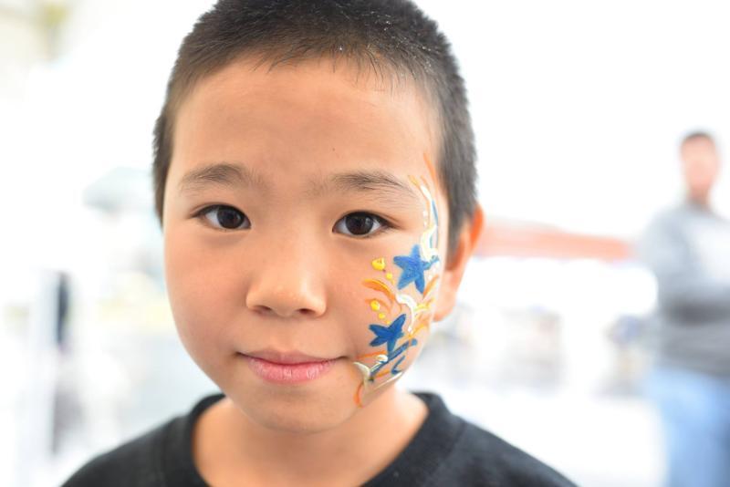 広島フェイスペイント組合-呉かきフェスタ-祝10年連続日本一-22