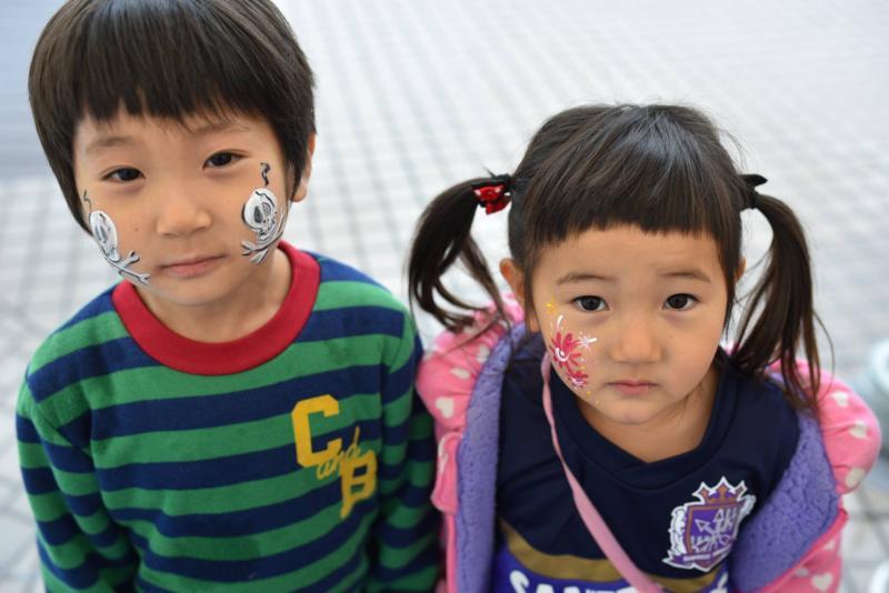 広島フェイスペイント組合-呉かきフェスタ-祝10年連続日本一-23