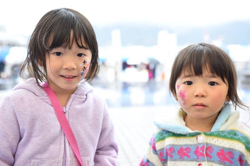 広島フェイスペイント組合-呉かきフェスタ-祝10年連続日本一-26