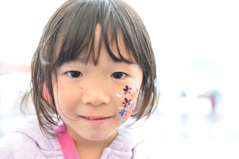 広島フェイスペイント組合-呉かきフェスタ-祝10年連続日本一-27