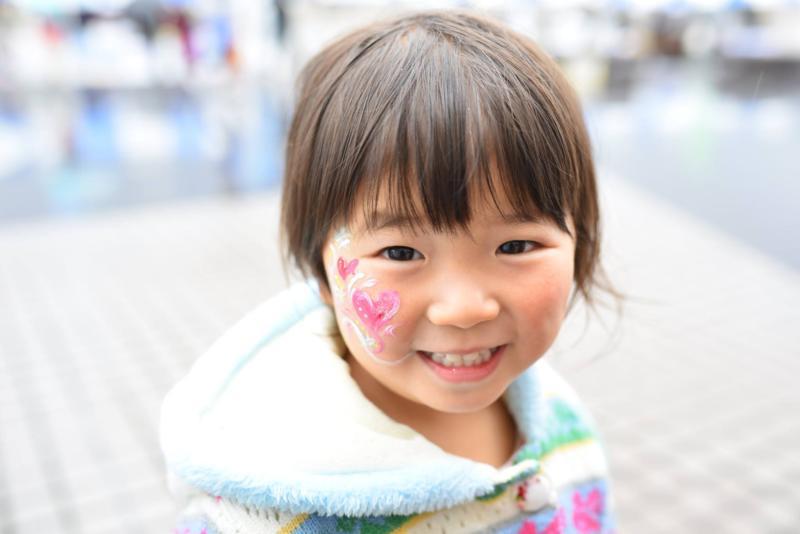 広島フェイスペイント組合-呉かきフェスタ-祝10年連続日本一-28