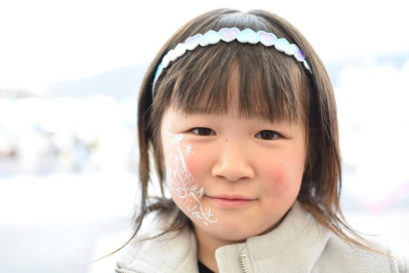 広島フェイスペイント組合-呉かきフェスタ-祝10年連続日本一-29