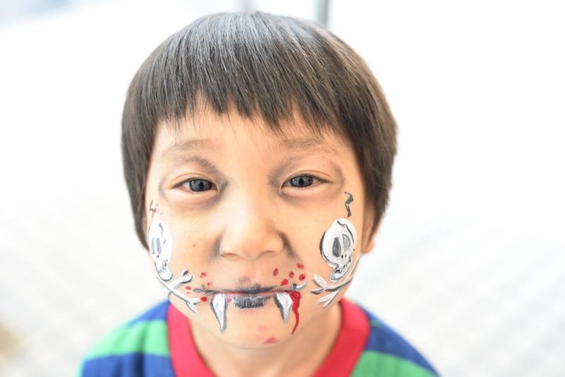 広島フェイスペイント組合-呉かきフェスタ-祝10年連続日本一-32